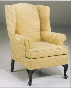 HCF 1078 Wing Back Chair