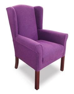 HCF Jamestown Wing Back Chair 467 -30