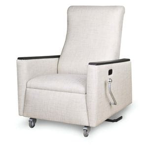 Kwalu carrara- bariatric- recliner