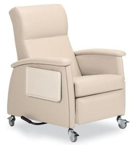 IOA Care Series Trendelenburg Recliner- Foot Pedal Operated