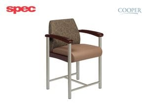 SPE Cooper Dwight Easy Access Hip Chair