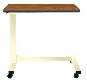 HCF 4828HU Overbed table with Gas Lift