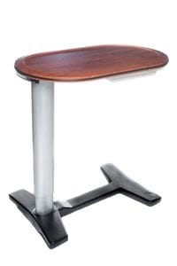 HCF Overbed Table with Bumper