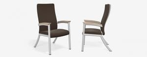 SPE Gravity 5201H High Back Lounge Chair.