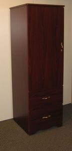 Retro 1 Door-2 Drawer Wardrobe -40