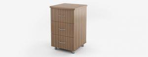 Cooper TBCAB- 3 Drawer Bedside Cabinet -26