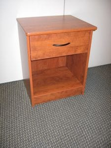 Chic 1 Drawer Bedside Table -40