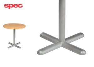 SPE X-Base Half Round Table
