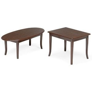 HCF Coffee and End Table Grouping - Tapered Legs