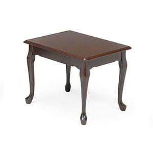 HCF End Table - Queen Anne Legs