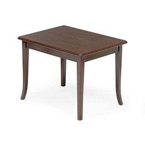HCF End Table - Tapered Legs