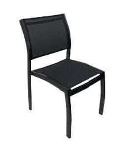 Vogue Sling Armless Chair -37