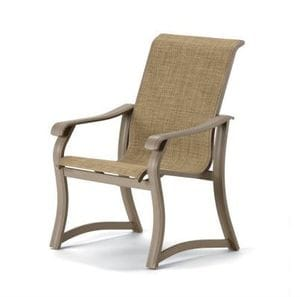Villa Sling Dining Arm Chair -29