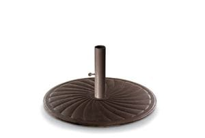 24inch Round Cast Aluminum Umbrella Base -29