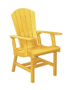 C14 Addy Dining Chair -yellow -37