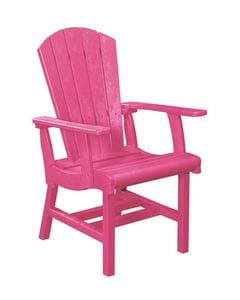 C14 Addy Dining Chair -fuschia -14