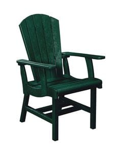 C14 Addy Dining Chair -green -37