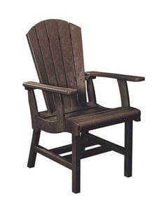C14 Addy Dining Chair -chocolate -37