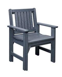 C12 Dining Chair-slate -37