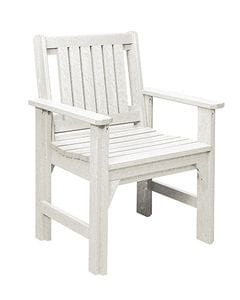 C12 Dining Chair-white -37