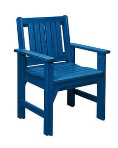 C12 Dining Chair-blue -37