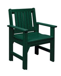C12 Dining Chair-green -37