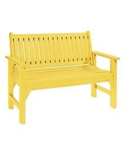 B01 Garden Bench-yellow -37