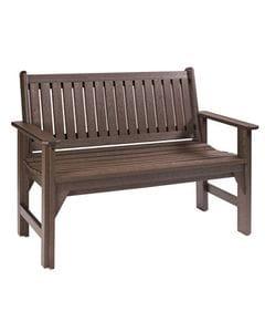 B01 Garden Bench-chocolate -37