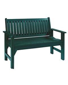 B01 Garden Bench-green -37