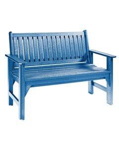 B01 Garden Bench-blue -37