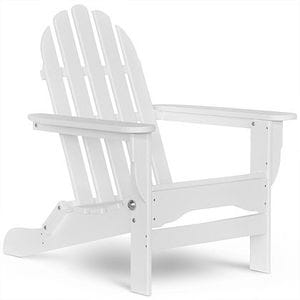 Adirondack Chair - White -48