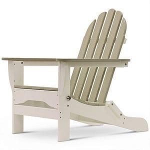 Adirondack Chair White- Birchwood -48