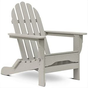 Adirondack Chair - Light Gray -48