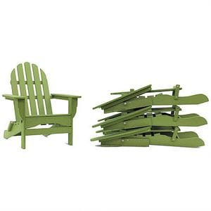 Adirondack 4 Pack - Lime Green -48