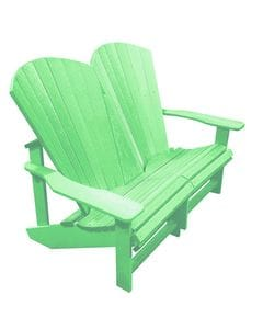 Addy Loveseat - Lime Green -37