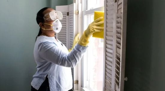 Cleaning Upon Tenant Vacancy During Covid-19