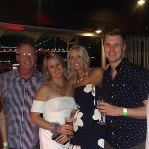 Rachel, Dave, Tammy, Skye, Chris and Josh.