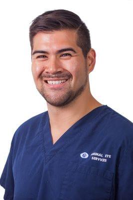 Dr James White | Ophthalmology | VSS