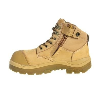 Wide Load Work Boots | 690WZN Work Boot | Steel Cap Boot | Safety Boots