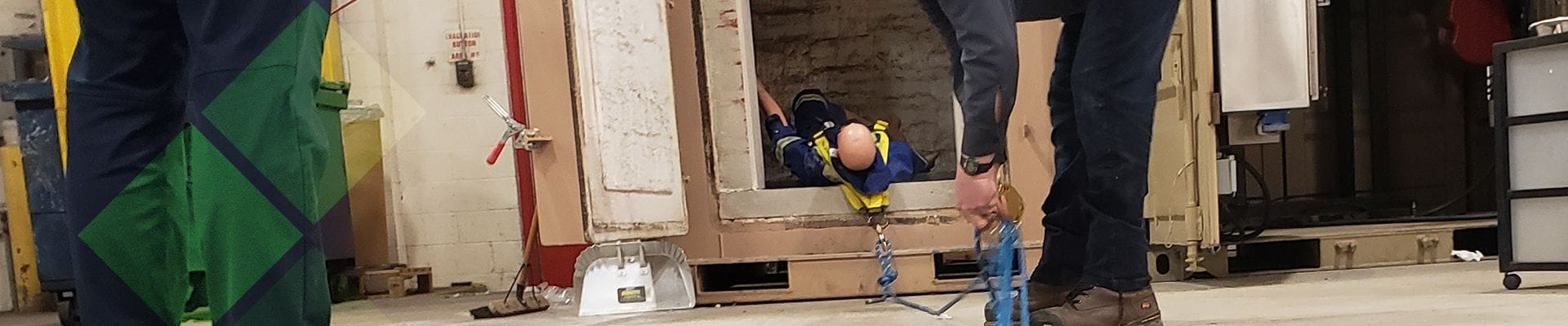 Confined Space Training - Rescue Level 3 Advanced IDHL