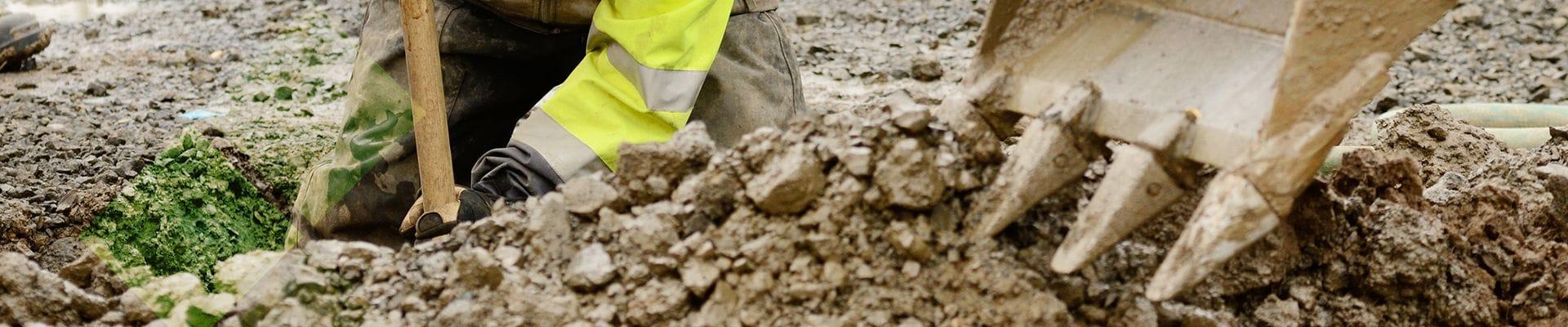 ground disturbance and trench safety training