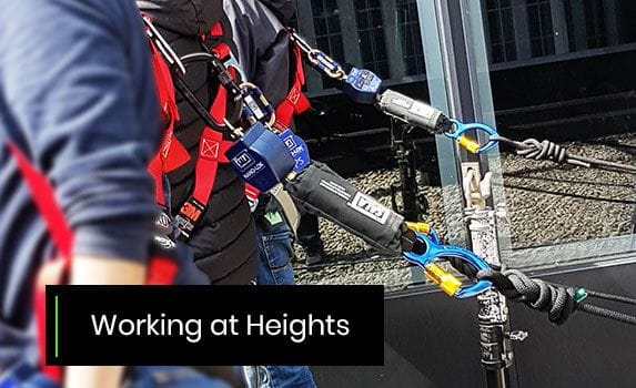 Working at Heights - CPO of the Ministry of Labour Approved