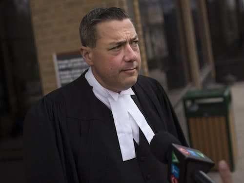 Daniel Topp -- Criminal Lawyer Windsor