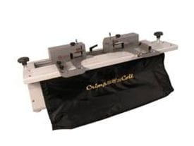 Akiles Crimp@Coil Electric Double Sided Coil Finisher
