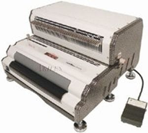 Akiles CoilMac EPI+, Heavy Duty Electric Coil Punch and Inserter, Enhanced version