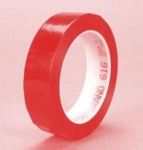 Ruby Red Mylar Tape