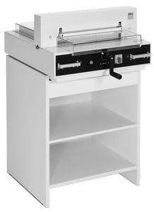 """TRIUMPH 4350 AUTOMATIC TABLETOP CUTTER,  16 7/8"""" cutting width"""