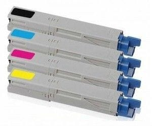 OKI PRO 6410 Neon Consumables