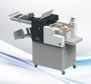 MULTIGRAF CF375 CREASER/FOLDER