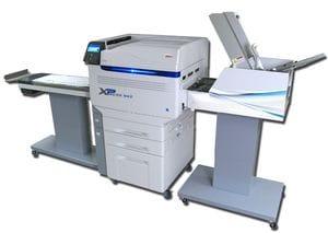 OKI C942DP+ Env. Feeder Printer, CMYK + White